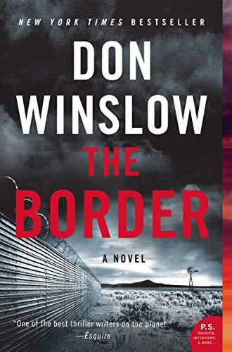 The Border: A Novel (Power of the Dog Book 3)