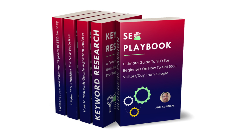 SEO Playbook: Learn How to Get 1000 Visitors/day From Google [Even if You're a Beginner]